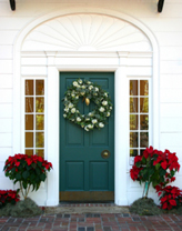 Christmas Door Decorations
