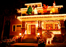 Yard Christmas Decorations