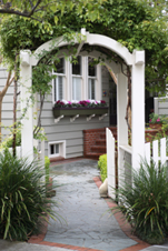 Garden Arbors Build an Arbor Arbor Design Choices