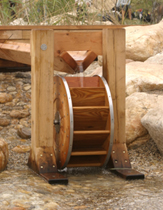 High Quality ... Garden Water Wheel
