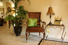 Indoor Tropical Furniture