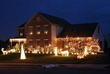Christmas Lawn Decoration Ideas