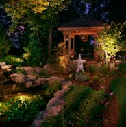 Water Garden Lighting